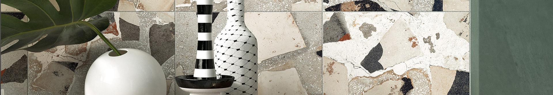 Mozaika i wazony