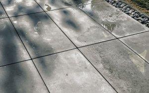 beton chodnikowy